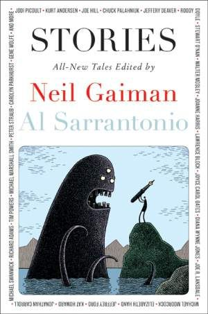 Diverse collection of stories from some of your favourite authors.  Read the review at The Book Smugglers: http://thebooksmugglers.com/2011/03/anthology-review-stories-by-neil-gaiman-and-al-sarrantonio.html