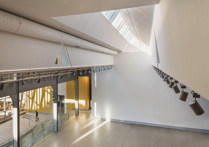Galería de Escuela de arte y diseño de Massachusetts / Ennead Architects - 6