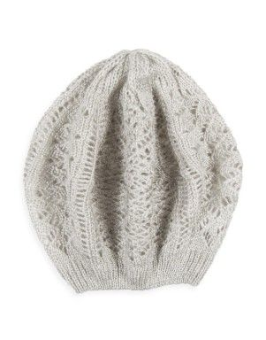 Lightweight Knit Beret