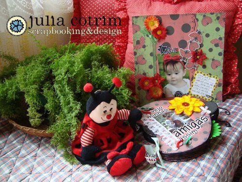 Julia Cotrim Scrapbooking & Design: {lembranças queridas} vem recordar comigo!