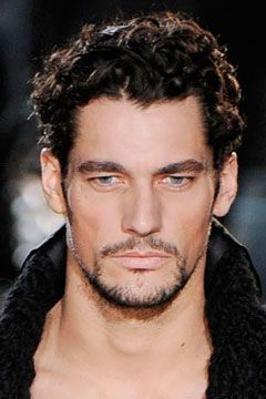 Dolce & Gabbana 2009. Rugged. David Gandy...ridiculously gorgeous.....