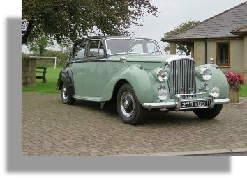 TAW AND TORRIDGE   For your wedding you'll want to arrive in style. With a choice of: Vintage Rolls Royce's; a Vintage Bedford Coach; a Classic Jaguar or a Classic Bentley, Taw and Torridge can help provide you with said transport. Check out their website for more information: http://www.tawandtorridge.co.uk/Vintage%20Car%20Hire.html