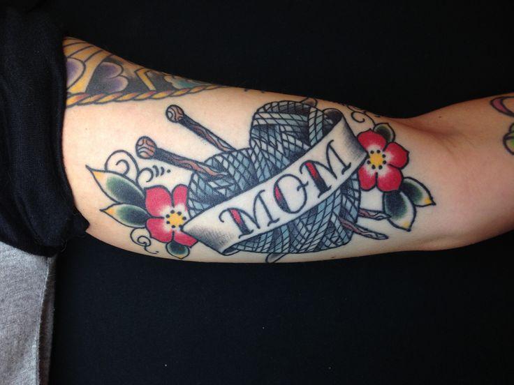 Mom Heart Tattoo Designs