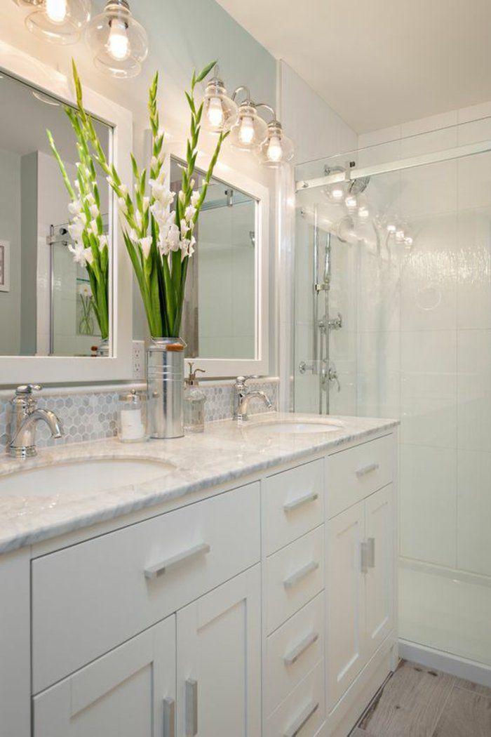 Les 25 meilleures id es de la cat gorie ampoules miroir - Changer ampoule miroir salle de bain ...