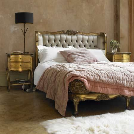 golden slumbersWall Colors, Bed Frames, Side Tables, Tufted Headboards, Bedrooms Design, Dreams Beds, Interiors Design, Beds Frames, Bedrooms Decor