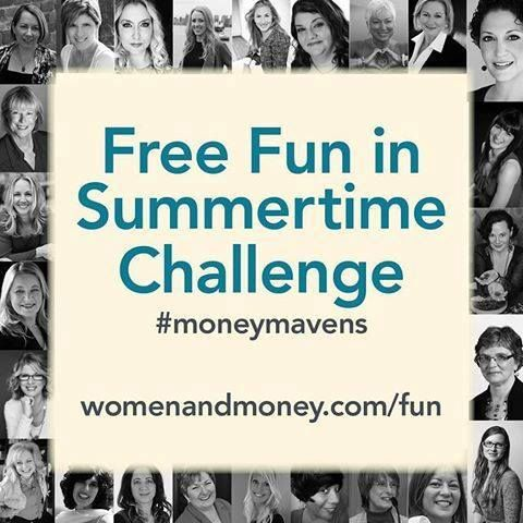 June is all about the Money! Ready for some FREE FUN in the SUN?I was invited to join a group of women who are focusing on #moneymatters and have shared their insight and ideas for summertime savings in this FREE E-book. You can download it from this link below then join the summer challenge for your chance to win some fun gifts! #moneymatters #summerfun  http://liberatepieceexpandpeace.com/summer-challenge/