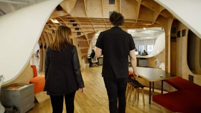 The Barbarian Group Just Built a 'Superdesk' That You Have to See to Believe | Adweek