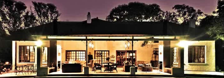 De Oude Kraal, Bloemfontein, South Africa. > A lovely place to unwind... fantastic food!