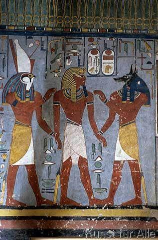 Ramses I Egypt