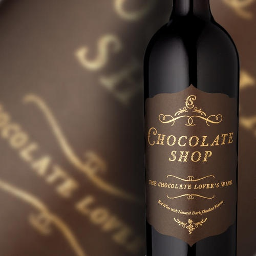 One of my favorite discoveries at WorldMarket.com: Chocolate Shop