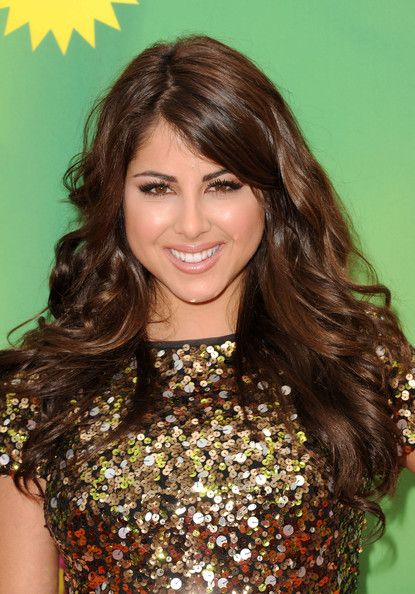 Yesterday someone told me she thought I looked just like this girl..so I had to look her up SD. ...Daniella Monet
