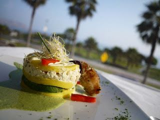 Lima, foodie capital of South America - #Fusion is second nature here. For example: causa #gourmettrails