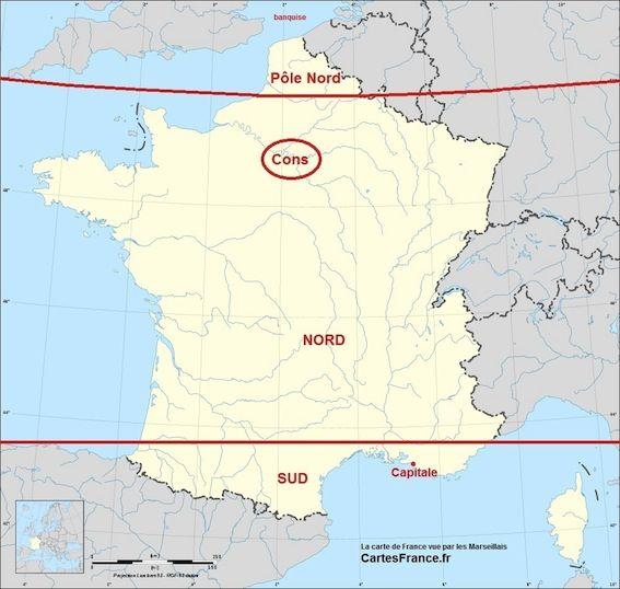 La France vue par les Marseillais #french #france #français
