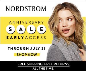 NORDSTROM -  Nordstrom Credit Cardholders: Shop Anniversary Sale Early Access through July 21!
