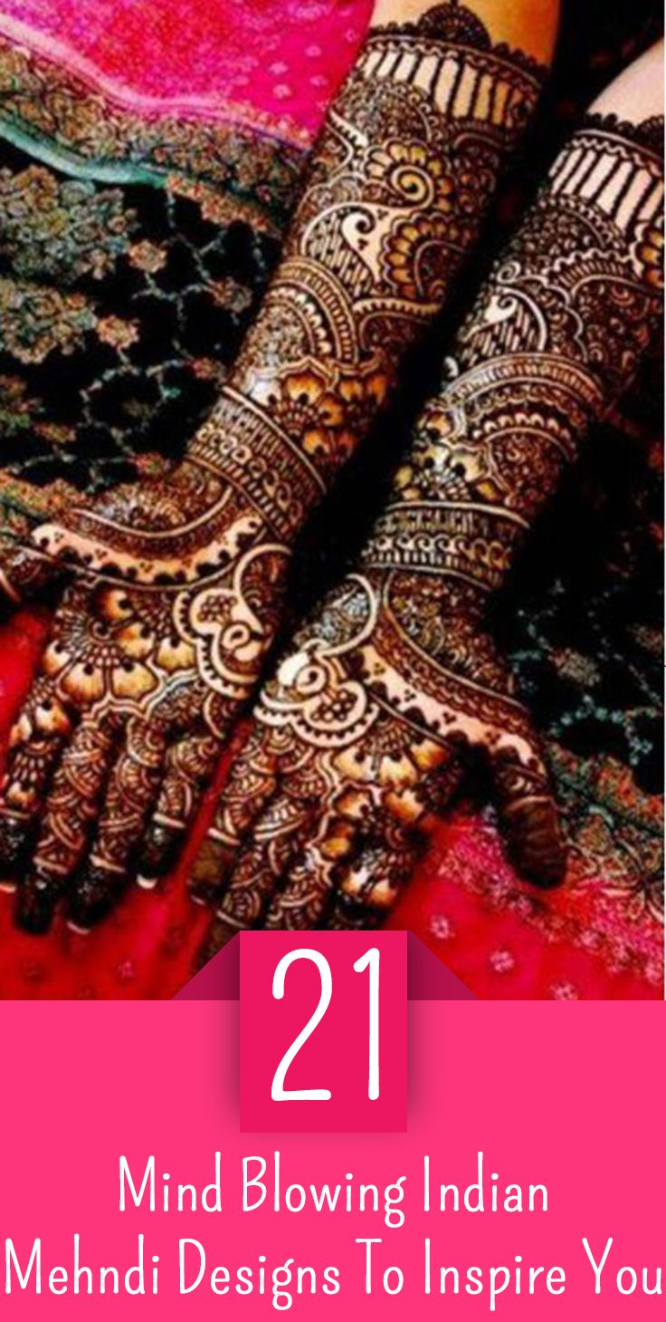 1000 ideas about traditional henna designs on pinterest traditional - 21 Mind Blowing Indian Mehndi Designs To Inspire You
