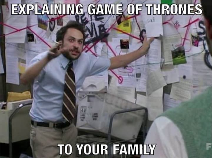 "Literally 100 Really Funny ""Game Of Thrones"" Memes (Favorite Meme)"