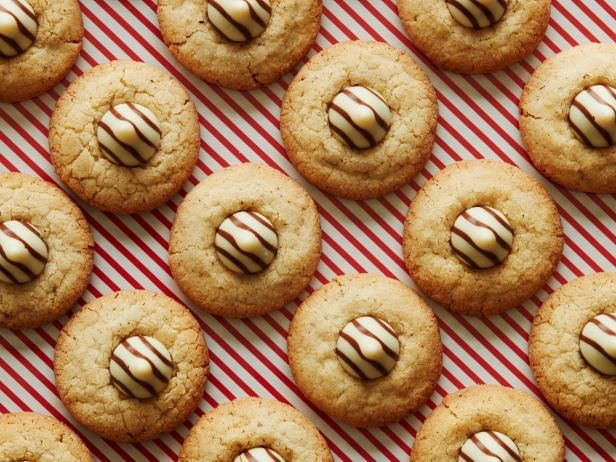 Get Eggnog Blossoms Recipe from Food Network