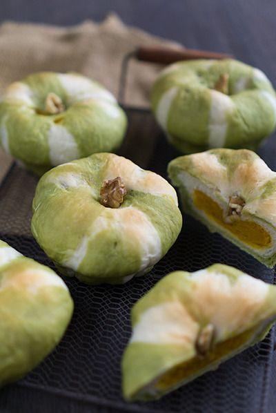 無骨なかぼちゃあんパン by monamiさん | レシピブログ - 料理ブログの ...