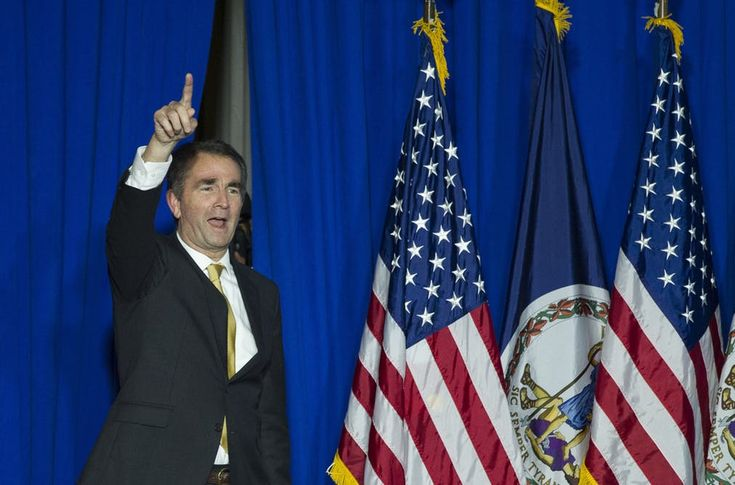 Gov.-elect Ralph Northam won handily in Virginia with a campaign focused on abortion rights, racial justice and support for immigration. He has black voters and northern Virginia's diverse suburbs to thank for the victory.  Photo: Cliff Owen/Reuters Author: Toni-Michelle C. Travis, George Mason University In its first election since Trump became president, Virginia gave Democrats a sweeping victory. This one-time swing state and former Confederate capital elected Democrats in all three s...