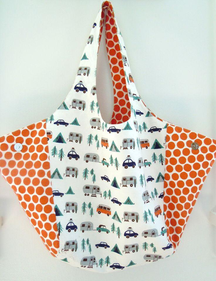 beach bag pattern - Google Search