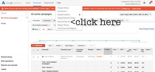 How To Use Google Adwords Keyword Tool Google Adwords Ideas Of House Buying Process Housebuying Homebuying Homebuy Google Adwords Keyword Tool Adwords