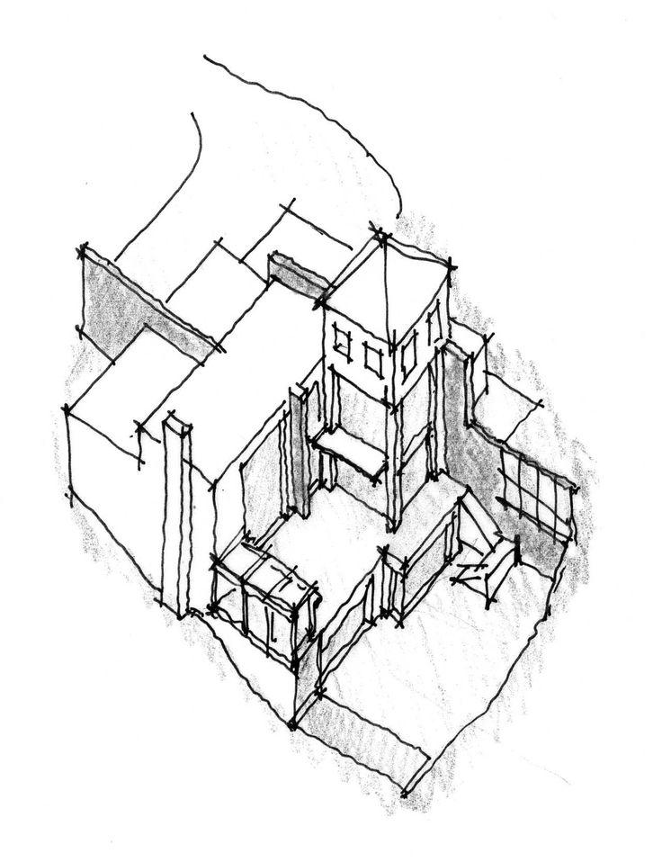 Architecture Design Concept Sketches delighful architecture design concept sketches sketch in autodesk