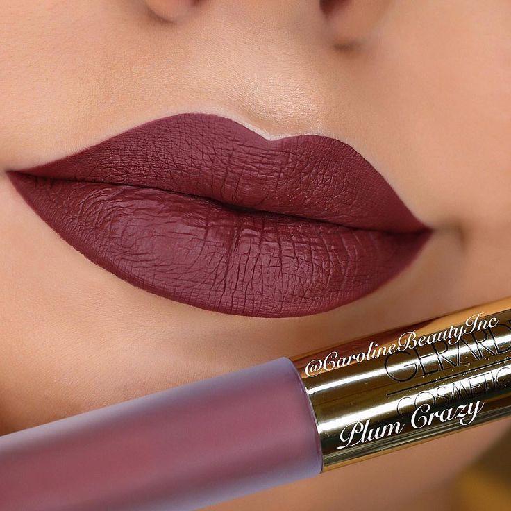 Gerard Cosmetics Hydra Matte Lip :: PLUM CRAZY