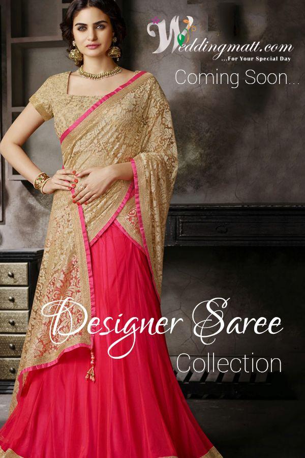 Designer Lehenga Collection #WeddingMatt #WeddingCollection #DesignerLehenga Coming Soon:- http://weddingmatt.com/