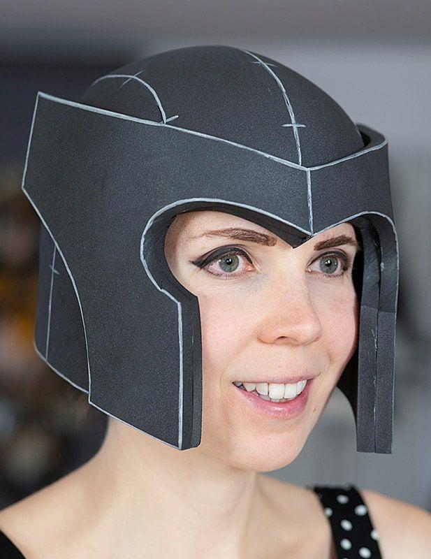 Foam Helmet Pattern : helmet, pattern, Helmet, Pattern, Collection, DOWNLOAD PDF, KamuiCosplay, Cosplay, Helmet,, Viking
