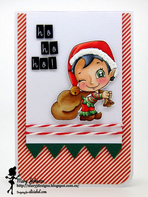 Using Alicia Bel's Elf with Gifts (free for 3 days only!)