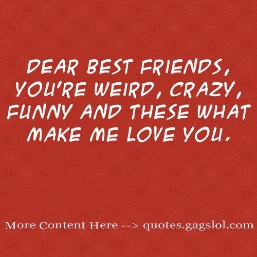 Quotes Dear Friend Tagalog: Dear Best Friend Quotes. QuotesGram
