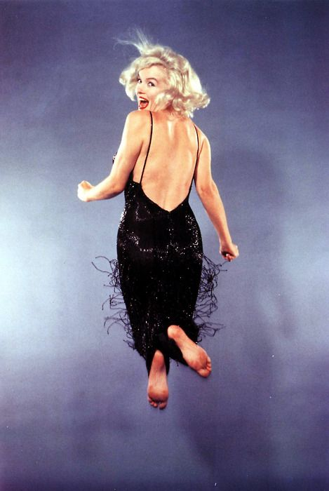 Marilyn.  Philippe Halsman, 1959 for LIFE Magazine.