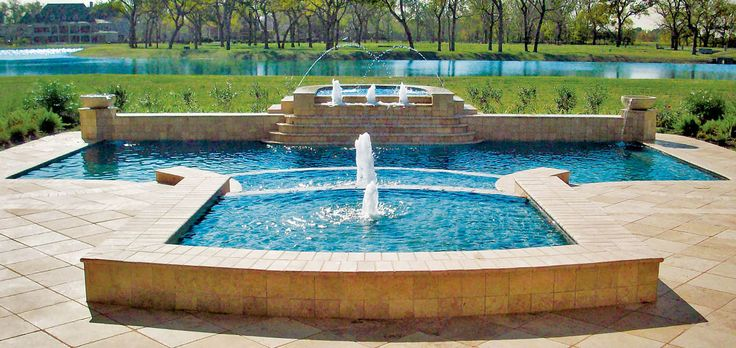 1000 ideas about blue haven pools on pinterest swimming pools pools and beach entry pool for Swimming pool contractors boise idaho