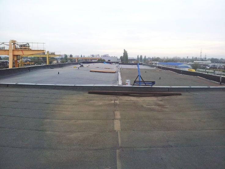 Hidroizolatii Profesionale Romania - Apcarom Buzau 4000 mp_4 http://hidroizolatiiromania.ro/portfolio/hidroizolatii-hale-industriale-apcarom-buzau-4000mp/