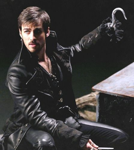 Captain Hook Once Upon A Time: Captain Hook- Once Upon A Time