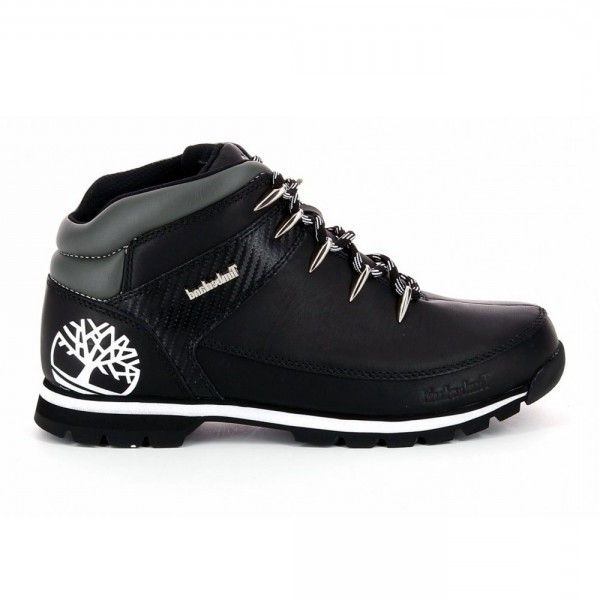 2010a1d6b41 Timberland Euro Sprint Hiker 6665R Black Smooth in 2019 | stuff i ...