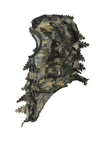 North Mountain Gear Ambush HD Full Cover Leafy 3D Hunting Camouflage Face Mask One Size - http://huntingequipment.nationalsales.com/north-mountain-gear-ambush-hd-full-cover-leafy-3d-hunting-camouflage-face-mask-one-size/