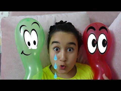 Niloya İle Bebek Bakma Oyunu! Renkli Toplarla Banyo Yapıyoruz, Renkleri Öğreniyoruz #eğiticivideoo - YouTube