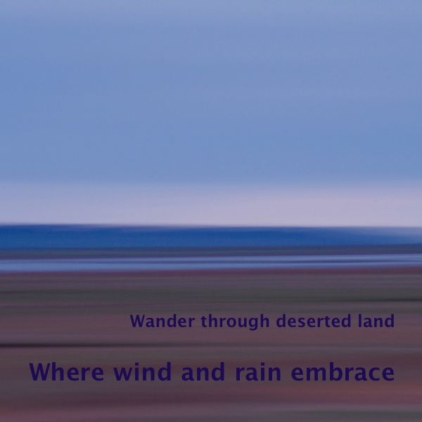 Emptiness reigns over the fields where wind and rain embrace greeting each other at the beginning of fall   'Where wind and rain embrace' is a photo in the series 'Wander thr…