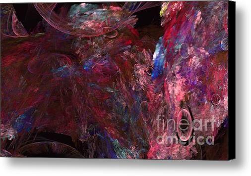 Luna Canvas Print / Canvas Art By Christy Leigh