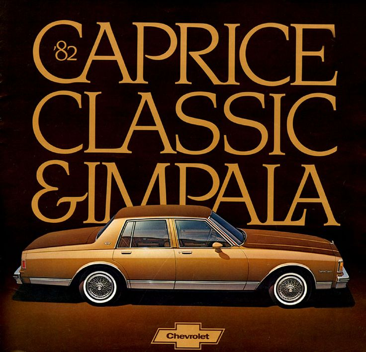 1982 Chevrolet Caprice Classic 4-Door Sedan https://mrimpalasautoparts.com