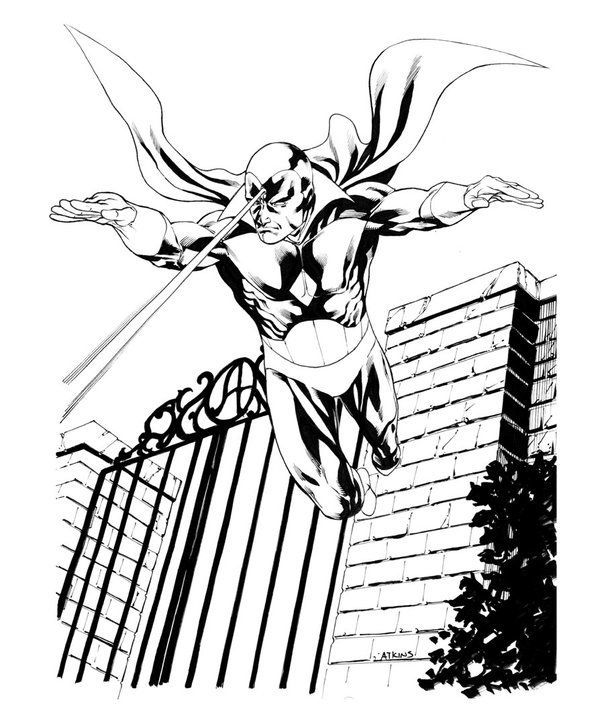 139 best Artist - Robert Atkins images on Pinterest Comics, Comic - best of coloring book pages marvel