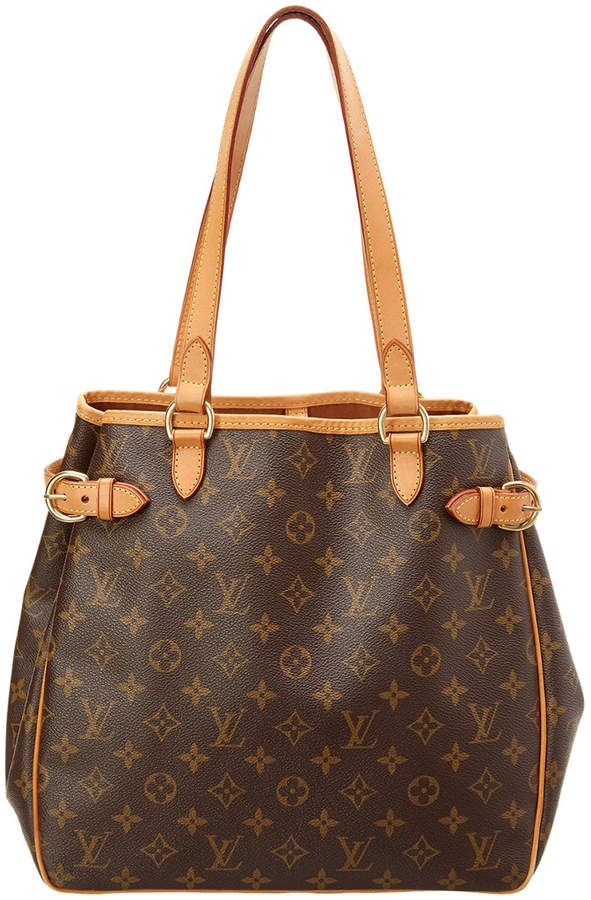 18dcafbc3dae Louis Vuitton Monogram Canvas Batignolles Vertical   Me on Fashion ...