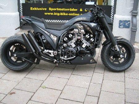 big bike custom n 1 m nchen yamaha vmax vmax 1700. Black Bedroom Furniture Sets. Home Design Ideas