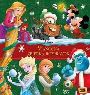 Disney - Vianočná zbierka rozprávok [SK] Kniha