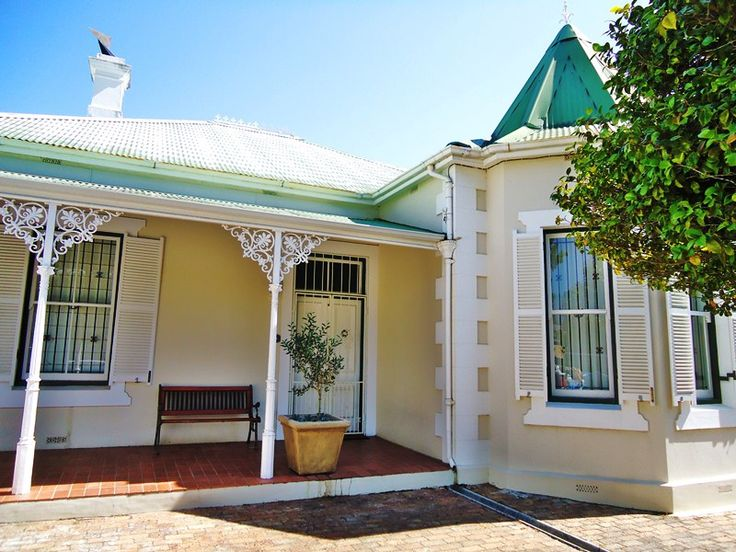 Victoria House - Experience the Old World charm of a fully-equipped and newly renovated Victorian house.  Victoria House is situated in the historical core of Stellenbosch and within a five-minute walk from the town's ... #weekendgetaways #stellenbosch #winelands #southafrica