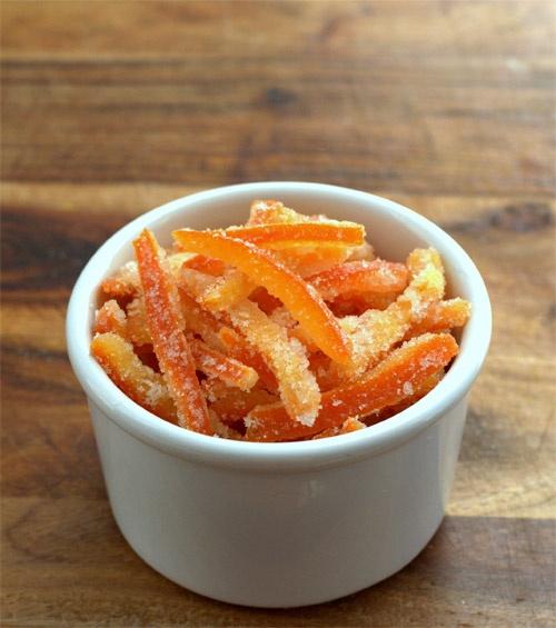 turn orange peels into candy! | Food! | Pinterest ...