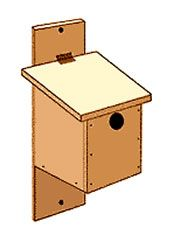 woodworking projects for kids bird house. build a quick birdhouse with kids woodworking projects for bird house e