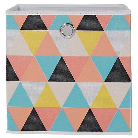 Living & Co Kids Storage Box Triangle 27cm