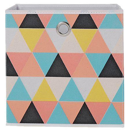 Living & Co Kids Storage Box Triangle 27cm